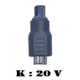 EMBOUT-K-DELL-20V